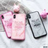 Kenzo Leather Softcase Full Cover iPhone 6 6S 6 6s 7 8 7 8 X