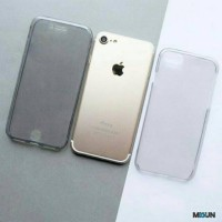 DOUBLE SIDE 360 JELLY CASE iPhone 5 6 7 Plus