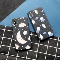 NEW Dream Case softcase doff Full cover for iPhone OPPO Xiaomi Vivo