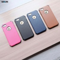 Anti Crack Leather Case for iPhone 5 5s SE 6 6s 7 7 8 8