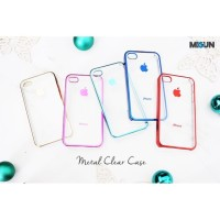 Metal Clear Case