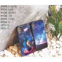 INFINITY CASE Glass Softcase IPhone 5 5S SE 6 6S 6 6S 7 8 7 8