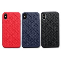 Weave Case silicon for All iPhone All Oppo Xiaomi 5a 5plus 6a S2