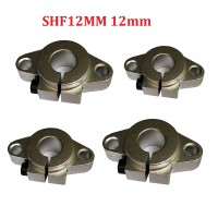 4pcs SHF12 12mm Linear Bearing Shaft Support for rod round shaft