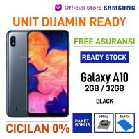 Samsung Galaxy A10 [2GB/32GB] Garansi Resmi SEIN