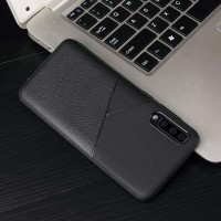 Case Samsung A70 soft classic executive leather style casing