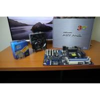 Processor Intel i5 2500K , motherboard Asrock P67 Pro3, Gammaxx 400