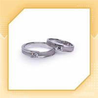 sepasang cincin murah