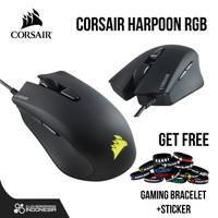 Corsair Harpoon RGB Carbon - Gaming Mouse