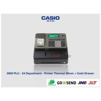 CASIO SE-S100 - Mesin Kasir Restoran Entry Basic Cash Register