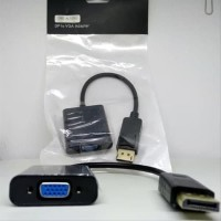 Display Port to VGA Kabel Converter