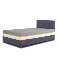SIMPLY Kasur Spring Bed + Divan + Headboard 100x200 *Gratis Pengiriman