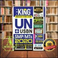 Buku The King Bedah Kisi Kisi UN SMP MTs 2020