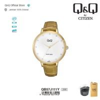 Q&Q QnQ QQ Original Jam Tangan Wanita Analog - QB57 QB57J