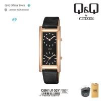 Q&Q QnQ QQ Original Jam Tangan Fashion Wanita Analog - QB61 QB61J