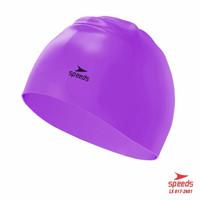 Topi renang dewasa Anti air Swim Cap Silicone Elastis Speeds 2601