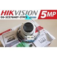 Hikvision DS-2CE76H0T-ITPFS 5 MP Suara alternatif utk ds-2ce56h0t-itpf