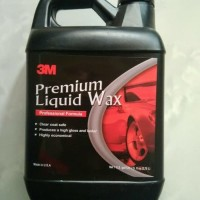 PREMIUM LIQUID WAX 3M 6006 GALON 3,78 L