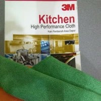 3M KITCHEN HIGH PERFORMANCE / KAIN LAP