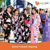 Sewa Yukata Jepang - Couple