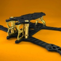 Flywoo Ant 140mm HD frame 3 inch drone 1404 1408 brushless motor 20x20