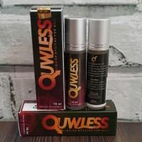 Quwless Liquid 10ml Lebih Banyak Dari Quwless NASA (Hajar-jahanam)