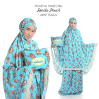 MUKENA TRAVELLING RENDA POUCH AIME TOSCA