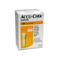 ACCU CHECK SOFTCLIX LANCET