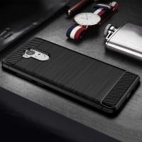 Softcase Samsung Galaxy J7 Pro SLIMFIT Anti Shocked List Carbon