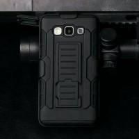 Samsung Galaxy J7 CORE J7 J7 2015 Future Hybrid Armor Case Stand Belt