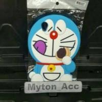 Case 4D 3D Doraemon DORAYAKI OPPO NEO 9 A37 Karakter Custom Softcase S