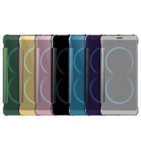 Flip Smart MIRROR Samsung S8 Plus Autolock Case Cover Miror