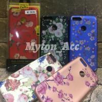 Softcase XIAOMI REDMI MI5X Flower ZERO Original Soft Case Softshell Sh