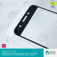 Tempered glass oppo F1S A59 full anti gores kaca