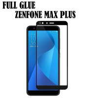 5D Asus Zenfone Max Plus M1 ZB570TL Tempered Glass Curved Full Lem Ful