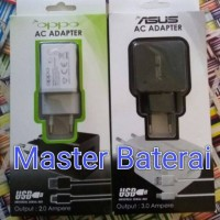 Charger Vooc Oppo Asus Adaptor Charger Asus Oppo Casan Oppo Asus Kabel