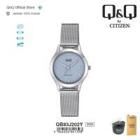 Q&Q QnQ QQ Original Jam Tangan Wanita Analog - QB83 QB83J Water Resist