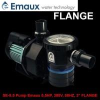 """Pompa Emaux SE-5.5 Pump Emaux 5,5HP, 380V, 50HZ, 3"""" FLANGE"""