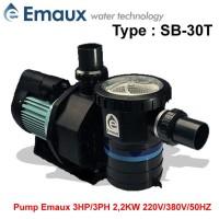Pompa Emaux SB-30T 3HP/3PH Pump Emaux Kolam Renang