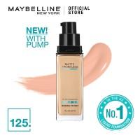 Maybelline Foundation Fit Me Pump Matte Pore-125 Nude Beige