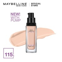Maybelline Foundation Fit Me Pump Dewy&Smooth-Ivory