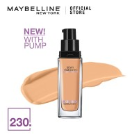 Maybelline Foundation Fit Me Pump Dewy&Smooth-Natural Buff