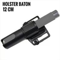 Holster Baton Stick Bisa di Putar JG12