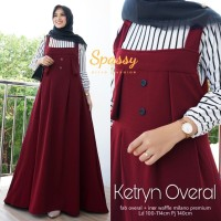 DRESS KETRYN OVERAL SET