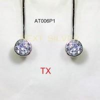 Anting Toge Perak Silver 0 5 - 1 0 Gram - Model Tl Termurah
