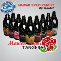 Mawar Super Laundry Msl By Wardah 1 Liter - Hitam Harga Promo