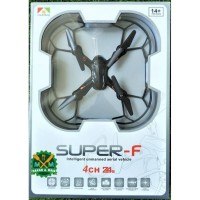 J140 33043 RC DRONE Mainan Anak Remote Control RC Quadcopter Super F