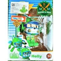 H745/83168 Mainan Anak Mainan Murah Action Figure Robocar Poli Helly
