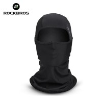 Masker Motor Balaclava Rockbros Premium Quality Ice Fabric Anti UV
