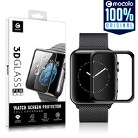 Tempered Glass Apple Watch 5 / 4 Series 44mm / 40mm Mocolo 3D Full